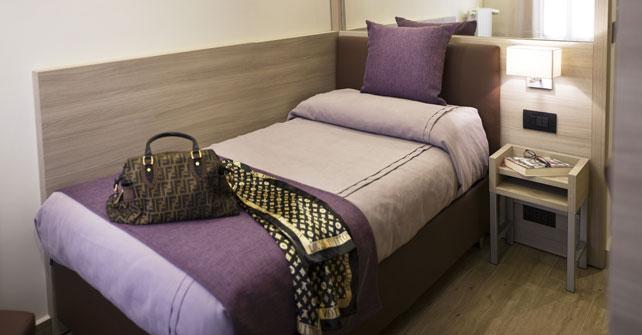 Habitaciones individuales hotel centro de trapani for Alquiler de habitaciones individuales